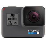 GoPro HERO6 Black Ultra HD Action Camera - 4K