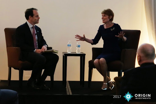 Diane Swonk's Economic Outlook Inspires 3 Wealth-Building Ideas | Origin Investments