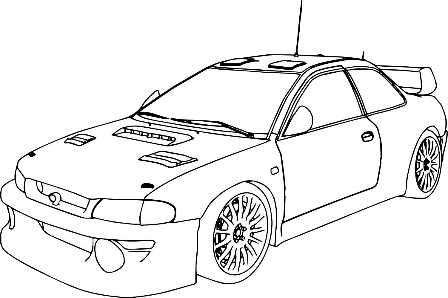 Download Indy Car Coloring Pages - Coloring Home