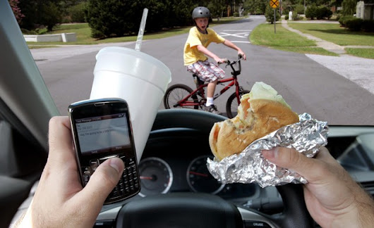Recent Study Highlights Dangers of Distracted Driving Says Shop Insurance Canada