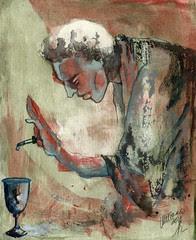 The Alchemist by dibujandoarte
