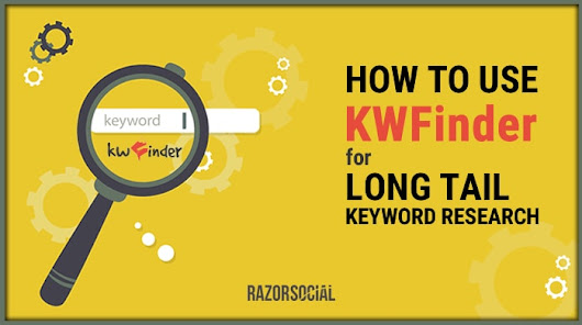 How to Use KWFinder for Long Tail Keyword Research