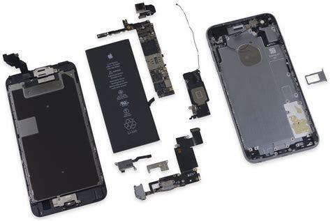 iphone   teardown reveals   mah battery
