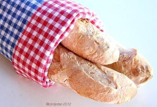 french bread-batards