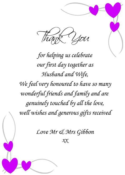 wedding day thank you poems   Thank You God ? for Tenor
