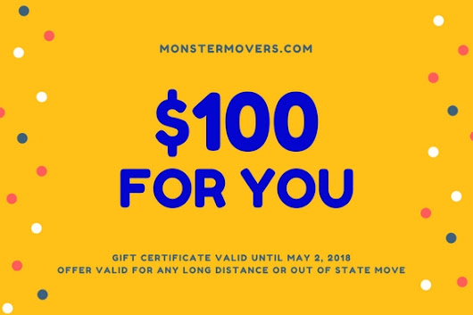 Moving Coupons and Free Moving Gift Certificate | Mover Help – Tips, Advice, and How To Move