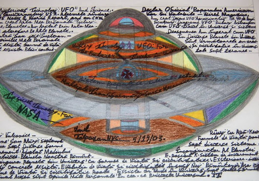 UFO witness and amazing outsider artist, Ionel Talpazan, RIP