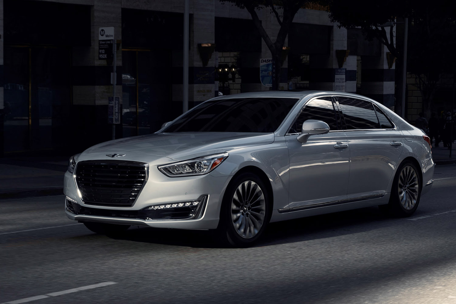 Can Hyundai's Genesis brand become a BMW alternative?