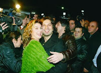 Tarkan and Bilge in the public eye