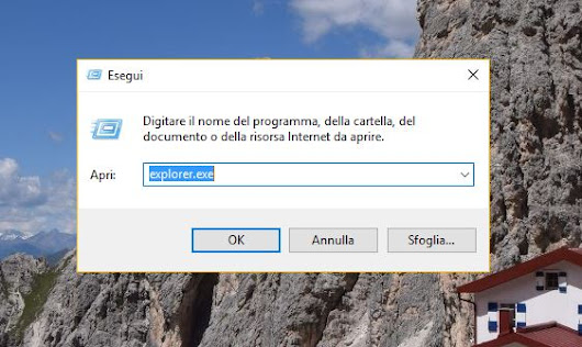 Come Usare Esegui su Windows 10