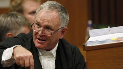 The Barry Roux Parody