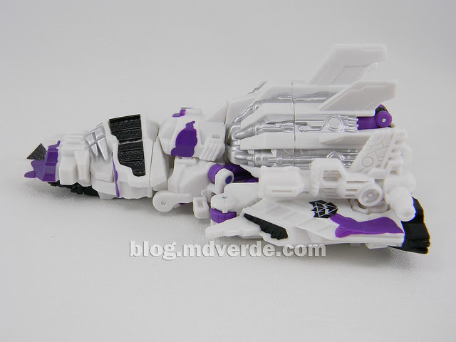 Transformers Blast Off Deluxe - G2 Fall of Cybertron - modo alterno