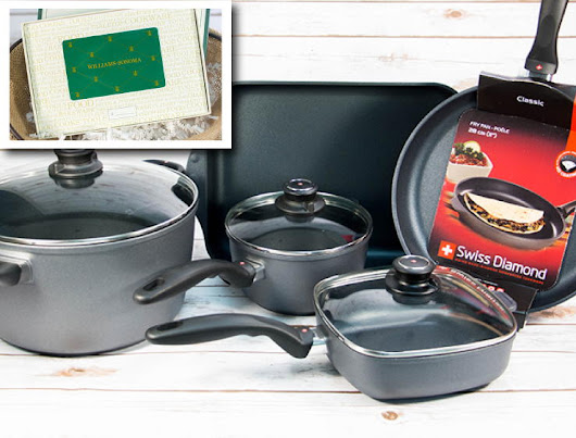 The Dream Cookware Grand Prize Giveaway