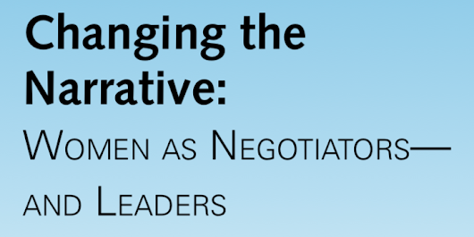 What It Means to be a Successful Global Negotiator