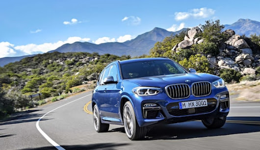 Park Ave BMW | Dominate the Roads with the 2018 BMW X3 M40i