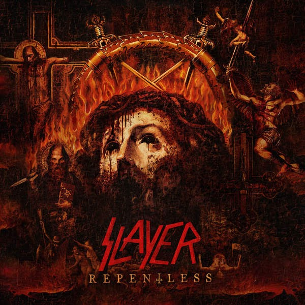 Slayer - Repentless (2015) (Album) [iTunes Plus AAC M4A]