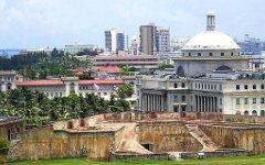 Сан-Хуан, столица Пуэрто-Рико. Фото с сайта wikipedia.org
