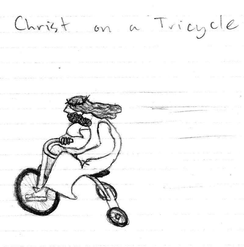 EcoPreacher: Sermon: Palm Sunday (The Tricycle Sermon)