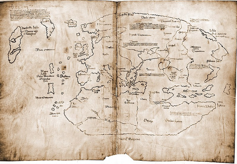 Archivo:Vinland Map HiRes.jpg