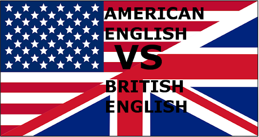 Differences between British English and American English | Coursefinders