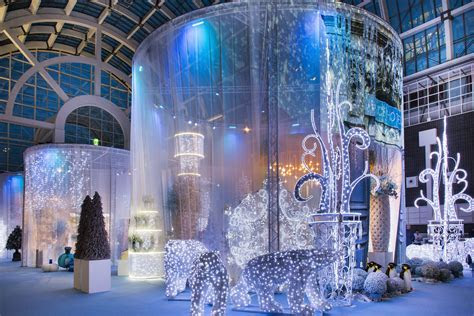 Christmasworld Frankfurt   ????   Ice Hotel, Ice
