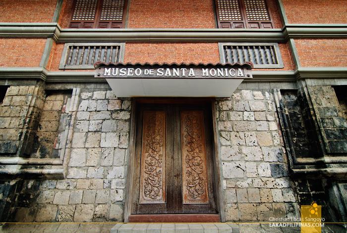 Panay's Museo de Santa Monica