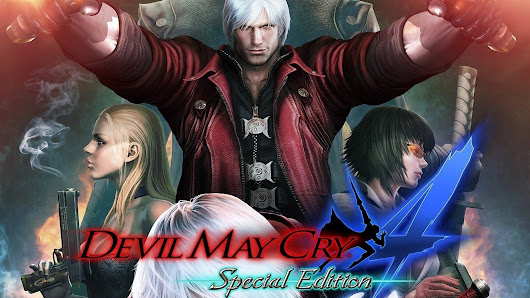 Capcom: Give 'Devil May Cry 4: Special Edition' a retail release outside of Japan.