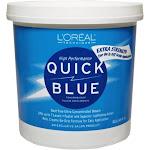 L'Oreal Quick Blue Powder Bleach, 1 lb by Pharmapacks