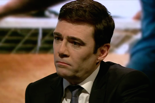 Andy Burnham's car crash interview shows why Labour can't be trusted with the NHS - Spectator Blogs