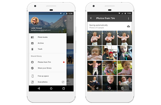 500 million people using Google Photos, and three new ways to share