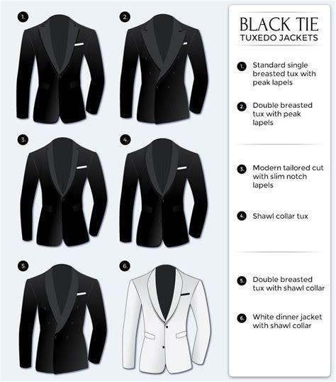 Men?s ?Black Tie? Dress Code in 2019   Men's Formal Style