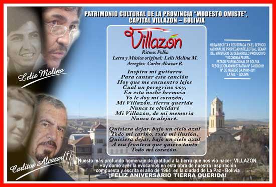 Polka a Villazón - Patrimonio Cultural