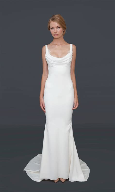 These 10 Katie May Wedding Gowns Were Made For the Simple