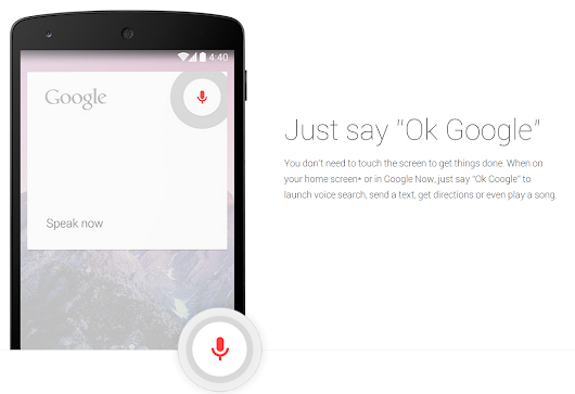 "Enable ""OK Google"" hotword for all screens in Android"