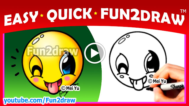 how to draw a cartoon turtle fun2draw