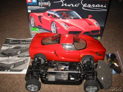 Tamiya TBO1 Enzo Ferrari-$95 shipped - R/C Tech Forums