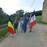 Benoisey   A Benoisey, un 14 Juillet avec les scouts