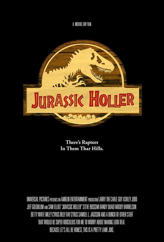 Jurassic Holler