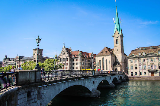 Where To Eat In Zurich - The Travel Bite