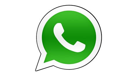 whatsapp logo whatsapp symbol meaning history  evolution