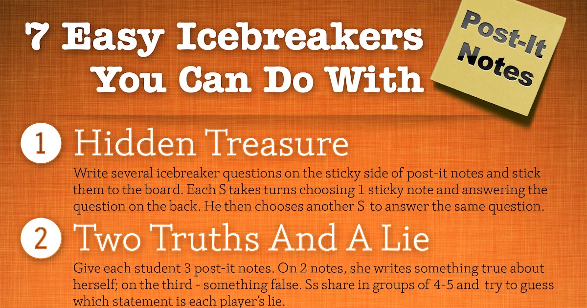 ice breaker game ideas for adults