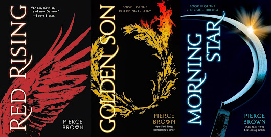 Red Rising. Il canto proibito di Pierce Brown. Il Giveaways #70 – Sognando Leggendo