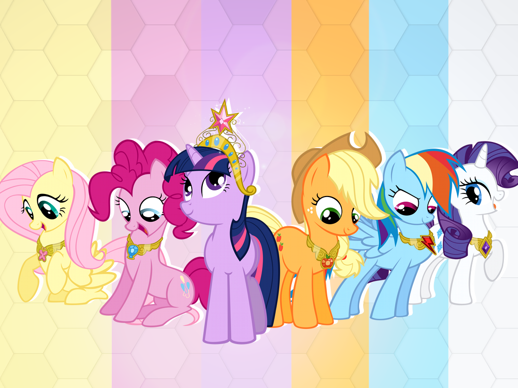 Wallpapers My Little Pony Friendship Is Magic Wallpaper