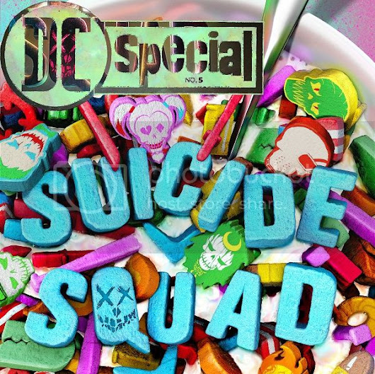 DC Special Podcast: Warner Bros.' Suicide Squad (2016)