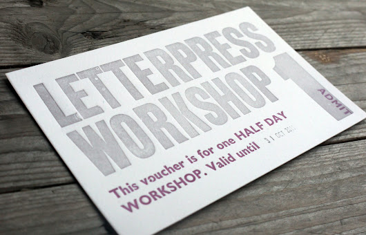 print for love of wood letterpress: letterpress workshops