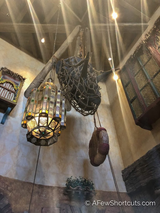 Why You Should Try Confisco Grille - Islands of Adventure - A Few Shortcuts