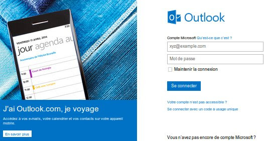 sign in hotmail fr