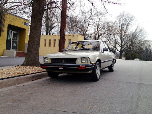 1984 Peugeot 505 S For Sale