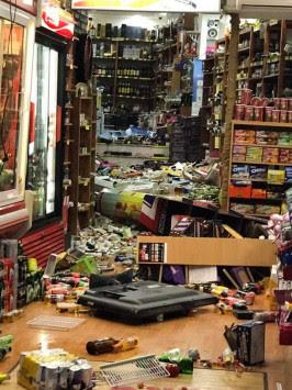 Φονικός σεισμός 6,4 ρίχτερ στα Δωδεκάνησα - Δυο νεκροί και δεκάδες τραυματίες στην Κω