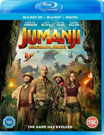 Mp4movies101 Jumanji Welcome To The Jungle 2017 English 720p Brrip 1 1gb Download